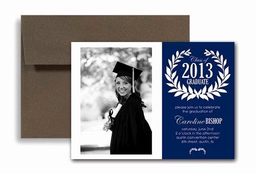 College Graduation Invitation Template Best Of College Graduation Announcements Templates
