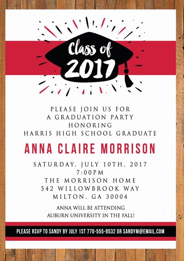 College Graduation Invitation Template Fresh 62 Printable Dinner Invitation Templates Psd Ai Word