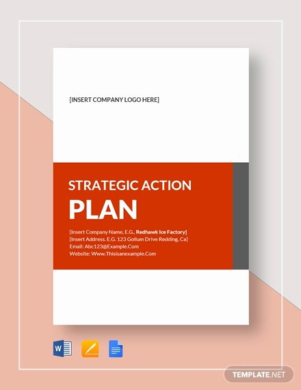 Communication Action Plan Template Awesome Simple Strategic Munication Plan Template Download 712