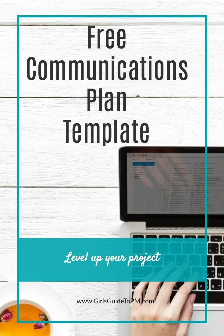 Communication Plan Template Free Beautiful Free Munications Plan Template