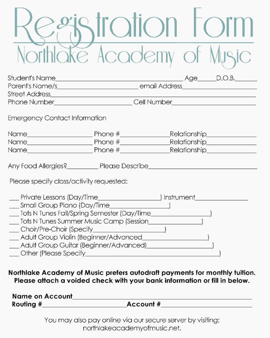 Conference Registration form Template Word Beautiful Seven event Registration