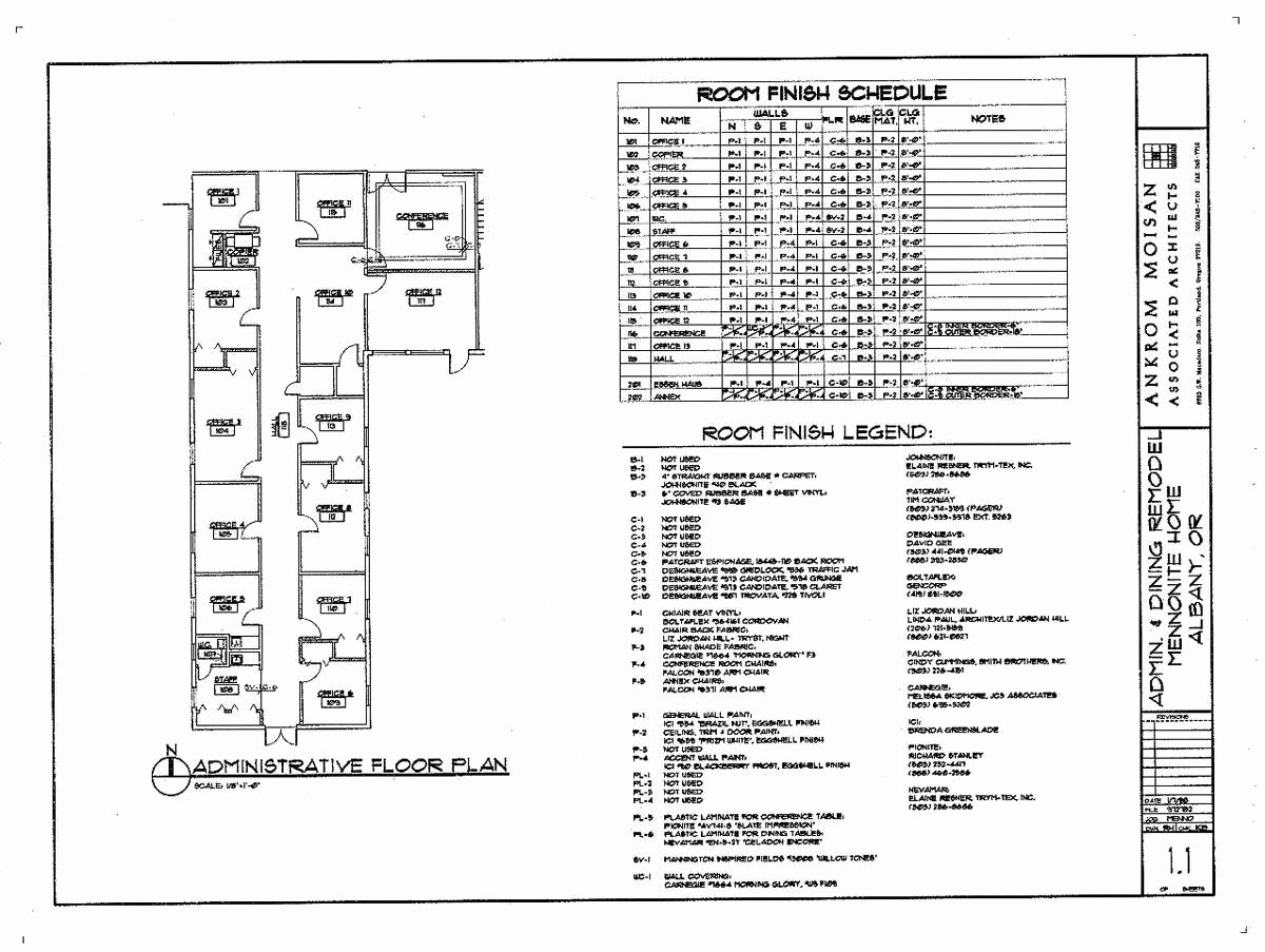 Construction Finish Schedule Template Fresh Finishes Plan Finish Plan Drawing