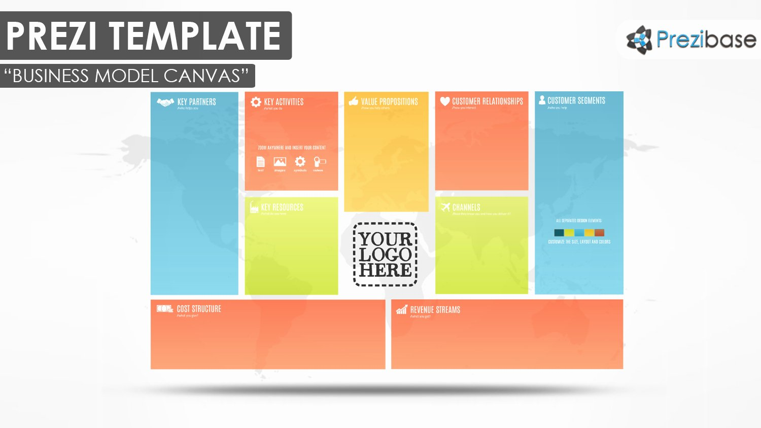 Creative Business Plan Template Beautiful Business Prezi Templates