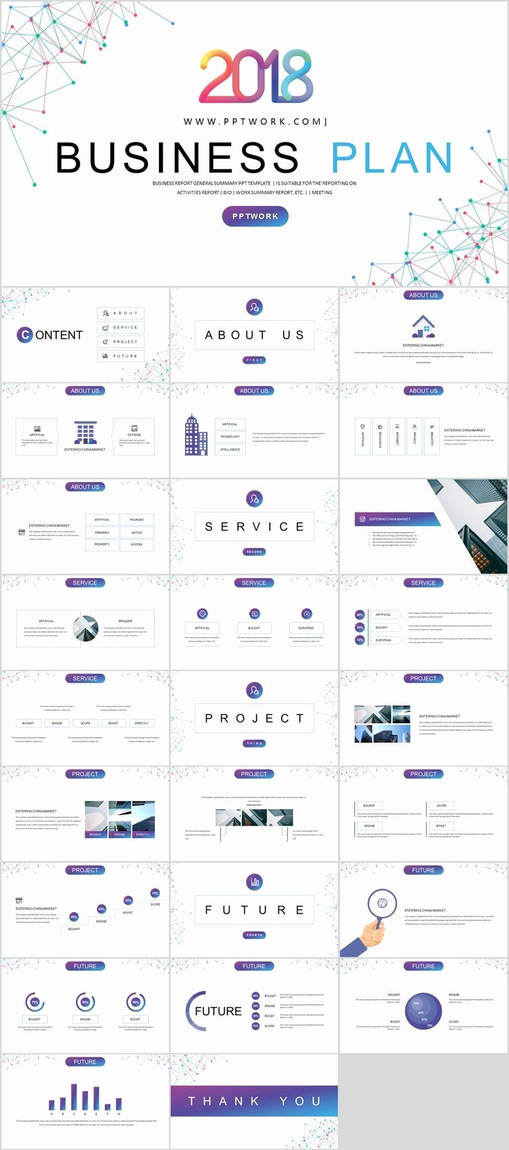 Creative Business Plan Template Elegant 27 Best Business Plan Creative Powerpoint Template On