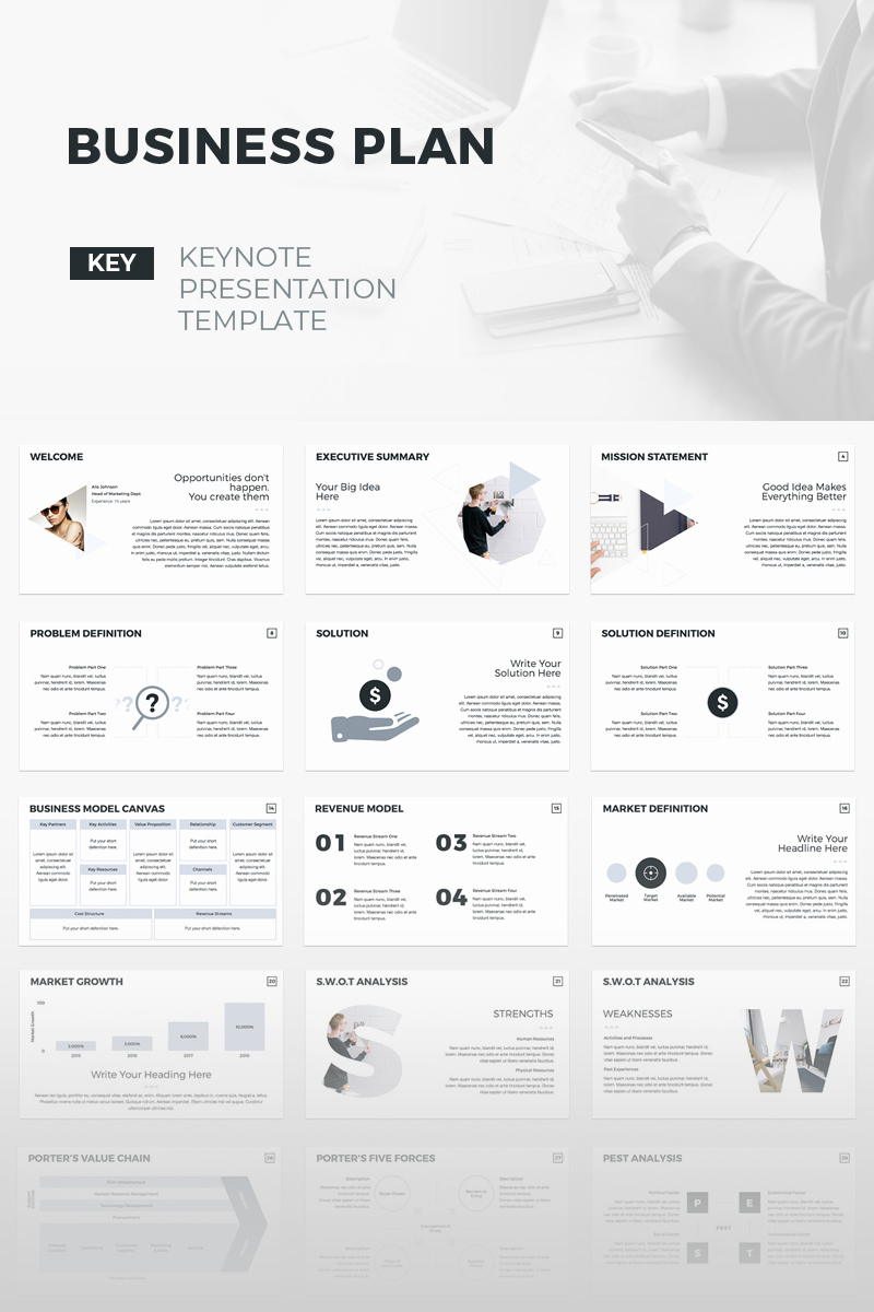 Creative Business Plan Template Fresh Creative Business Plan Template