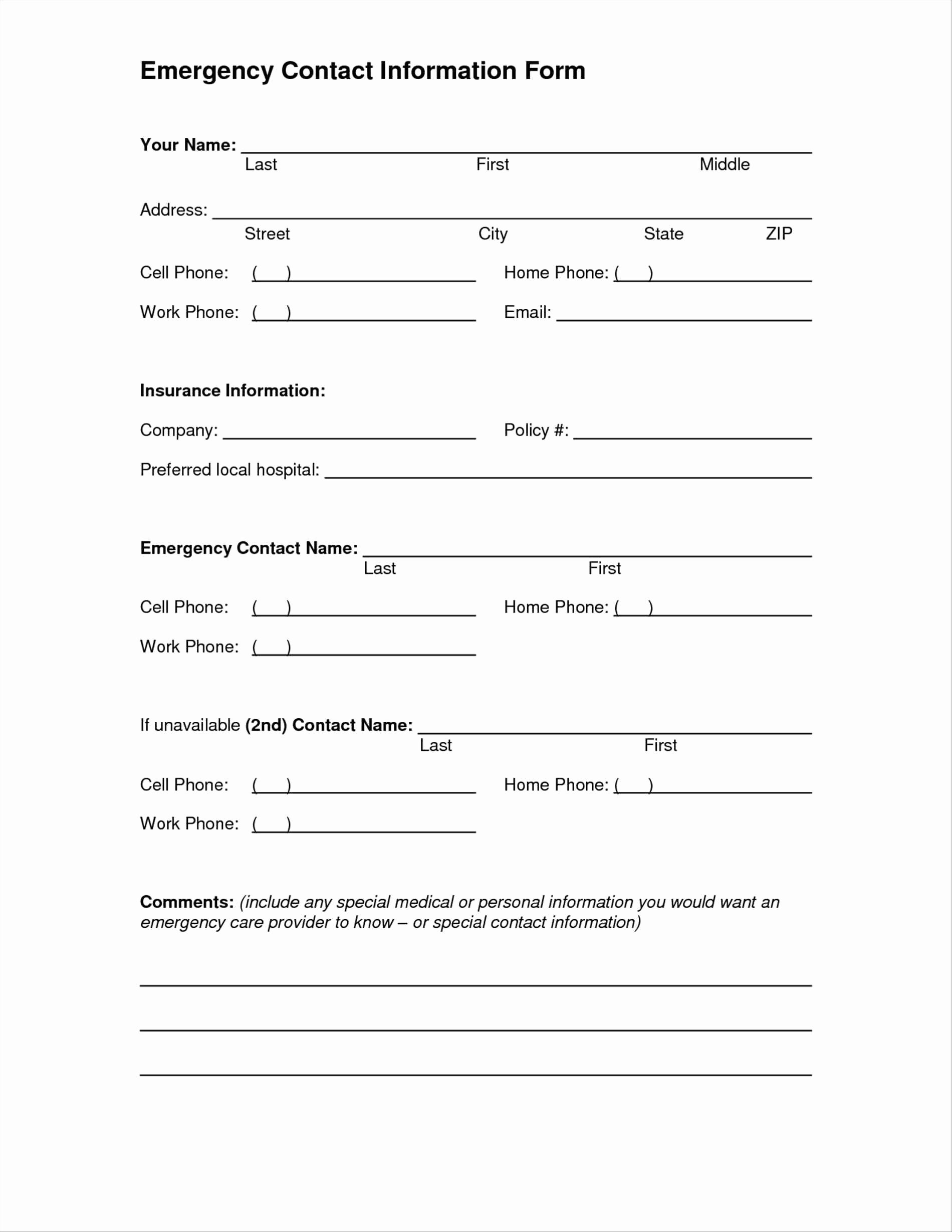 Credit Reference form Template Unique Business Credit Reference form