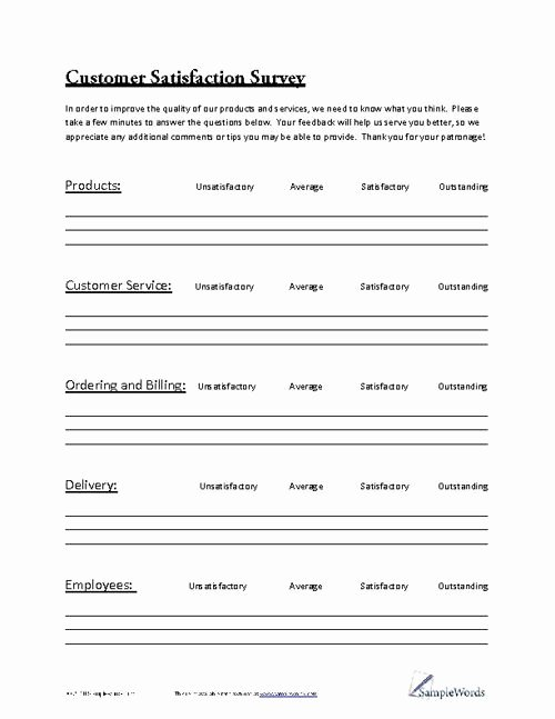 Customer Feedback form Template Best Of 188 Best Business forms Images On Pinterest