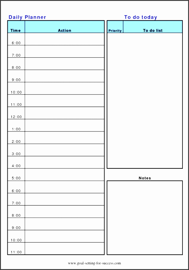 Daily Appointment Schedule Template Beautiful 10 Line Daily Schedule Template Sampletemplatess