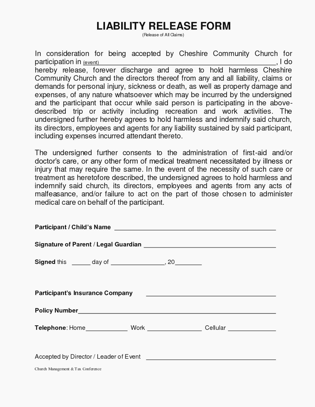 Damage Waiver form Template Inspirational How You Can attend Damage