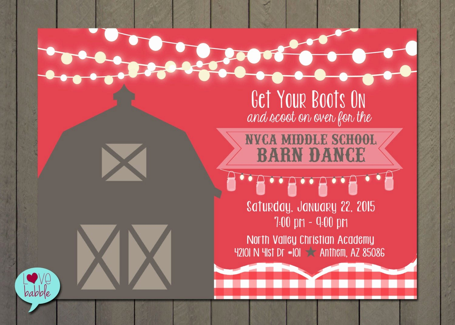 Dance Party Invitation Template Fresh Barn Dance Hoe Down Western Dance School Dance Invitation