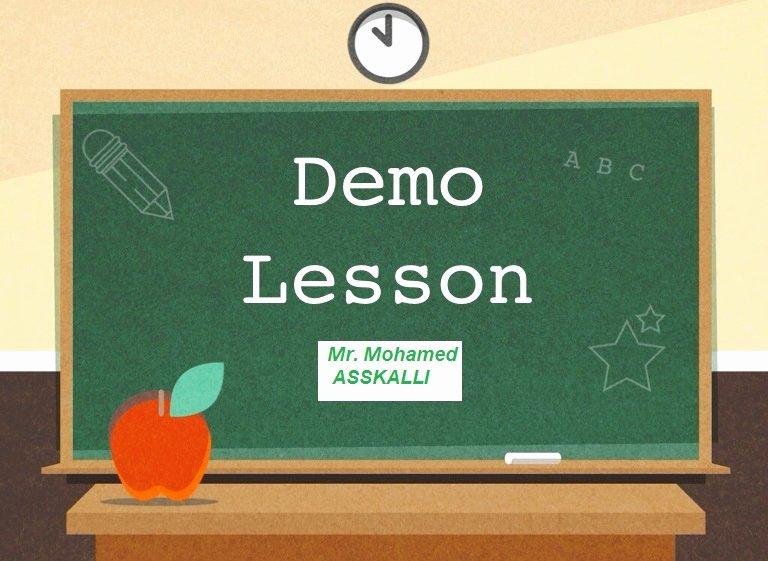 Demo Lesson Plan Template Unique A Demo Lesson Plan for A Municative Grammar Session