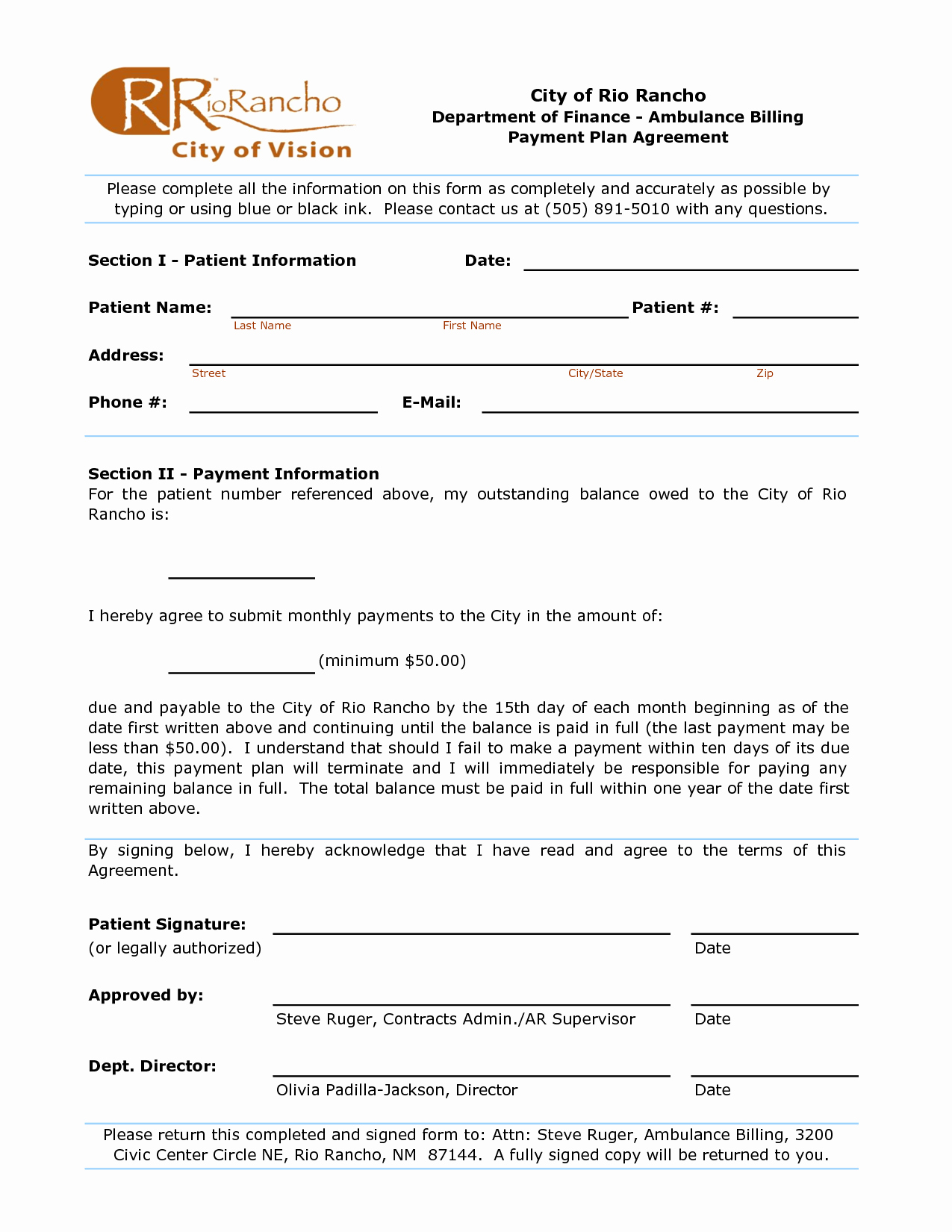 Dental Payment Plan Agreement Template Inspirational 23 Of Patient Payment Agreement Template