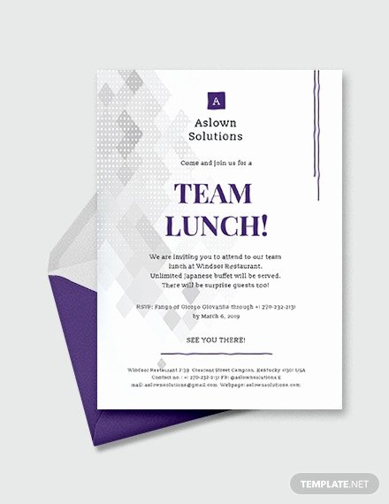 Dinner Invitation Email Template Awesome 13 Work Dinner Invitations Word Psd Publisher