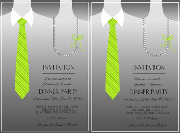 Dinner Invitation Email Template Beautiful 13 Team Dinner Invitations Jpg Eps Ai Psd Wprd