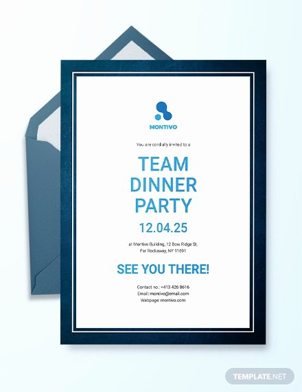 Dinner Invitation Email Template Luxury 56 Dinner Invitation Templates In Psd