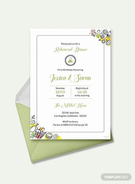 Dinner Invitation Template Word Awesome Free Movie Night Invitation Template In Adobe Shop