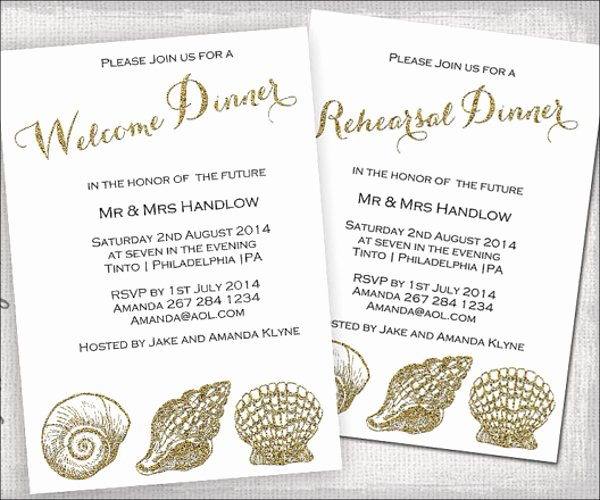 Dinner Invitation Template Word New 10 Wedding Dinner Invitations Psd Eps Ai