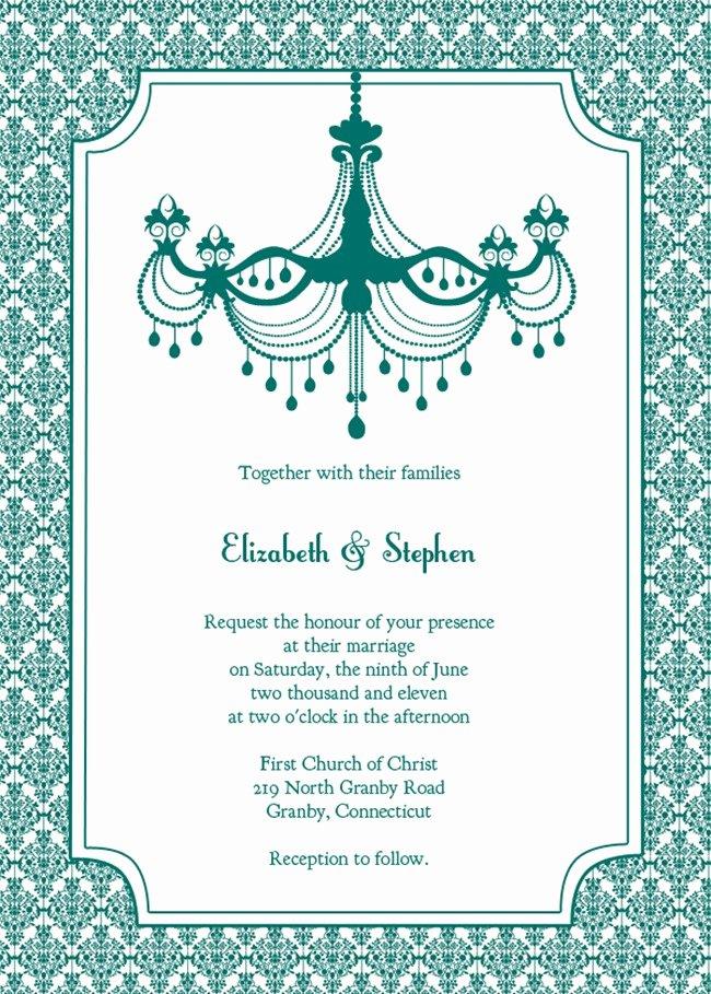 Diy Wedding Invitation Template Free Best Of Free Wedding Printables–diy Invitations