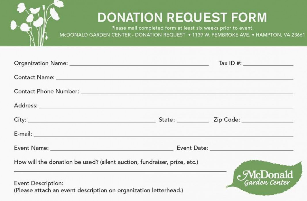 Donation form Template Free Fresh top 10 Fantastic Experience This Year S