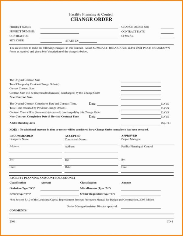 Draw Request form Template Beautiful Aia Change order form order for Aia Change order form Pdf