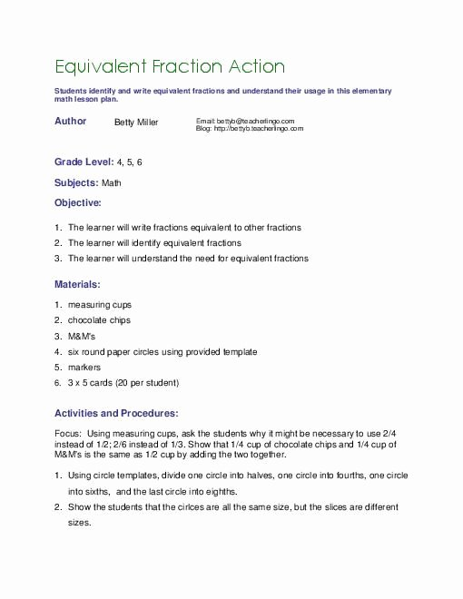 Elementary Math Lesson Plan Template Lovely 19 Best Images About Lesson Planning On Pinterest