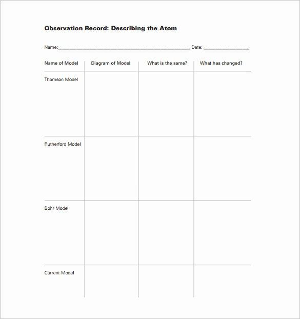 Elementary Weekly Lesson Plan Template Elegant Elementary Lesson Plan Template 11 Free Word Excel