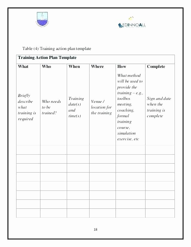 Employee Engagement Action Planning Template Awesome 20 Employee Corrective Action Plan Template