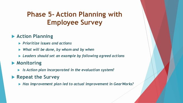 Employee Engagement Action Planning Template Elegant Employee Engagement Survey