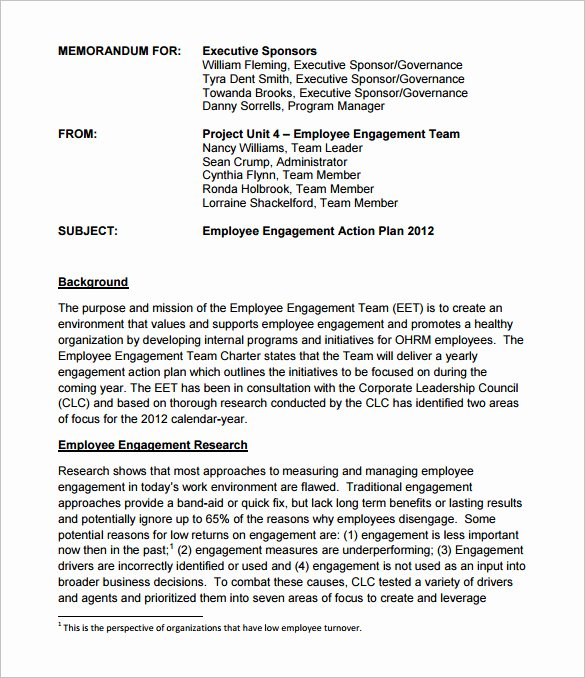 Employee Engagement Action Planning Template Inspirational 25 Plan Template Word Excel Pdf