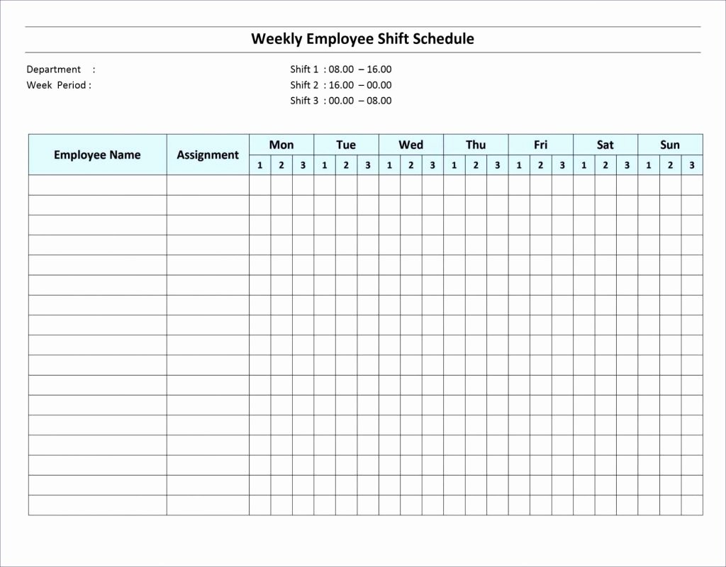 Employee Lunch Schedule Template Best Of Schedule Spreadsheet within Employee Schedule Excel