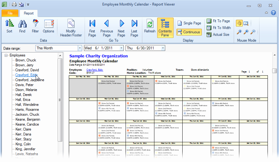 Employee Schedule Template Excel New Monthly Employee Schedule Template Excel