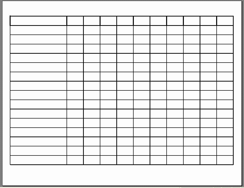 Employees Schedule Template Free Best Of 25 Of Weekly Employee Schedule Template Printable
