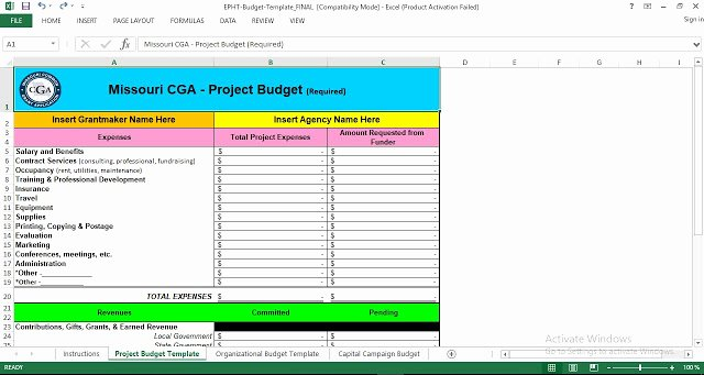 Engineering Project Plan Template Elegant Project Bud Template Excel Engineering Management