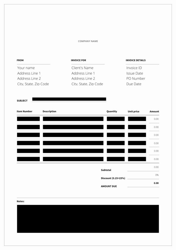 Event Planner Invoice Template Unique Free 11 event Planning Invoice Samples & Templates In Pdf