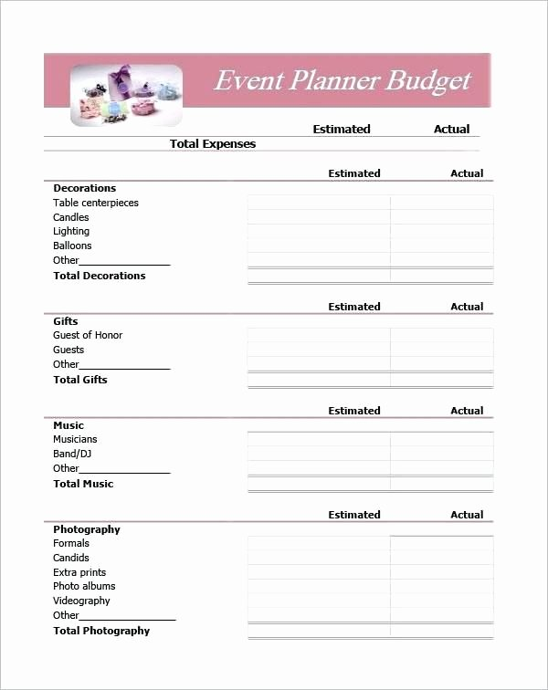 Event Planning Excel Template Unique event Planning Template Excel event Planning Spreadsheet