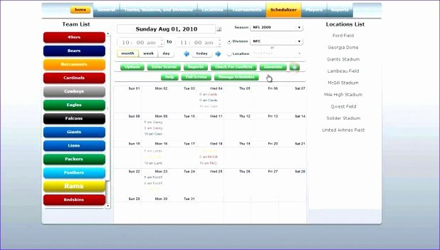 Excel Class Schedule Template Best Of Automatic Timetable Generator In Excel