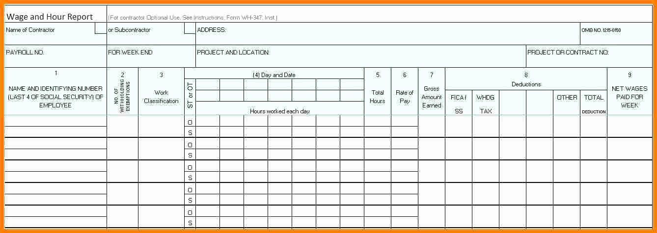 Excel Construction Schedule Template Elegant 5 Payroll Template Excel