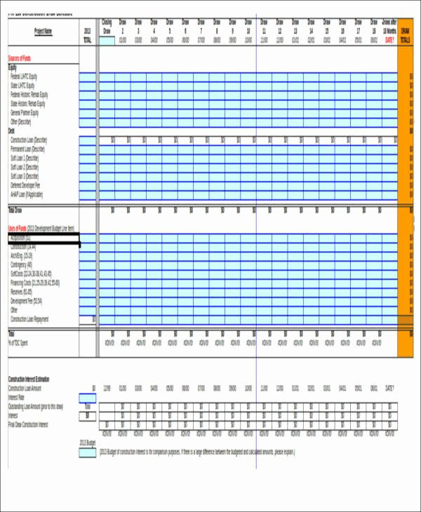 Excel Construction Schedule Template Inspirational 13 Excel Construction Schedule Templates