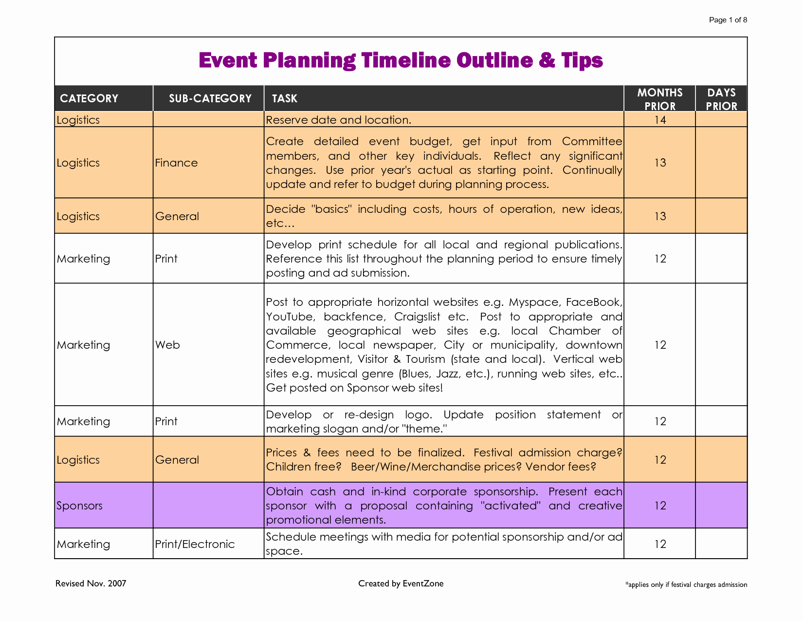 Excel event Planning Template Unique event Planning Template Excel Google Search