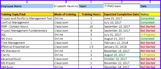 Excel Training Schedule Template Awesome 10 Free Schedule Template Excel Exceltemplates