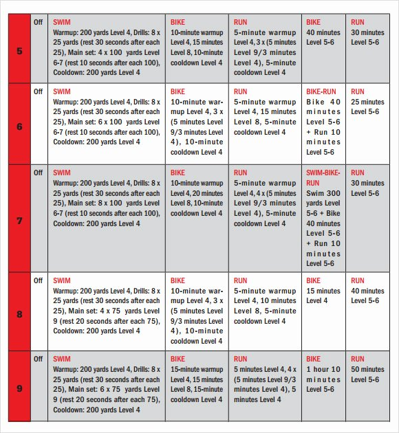 Excel Training Schedule Template New Free 21 Sample Training Calendar Templates In Google Docs