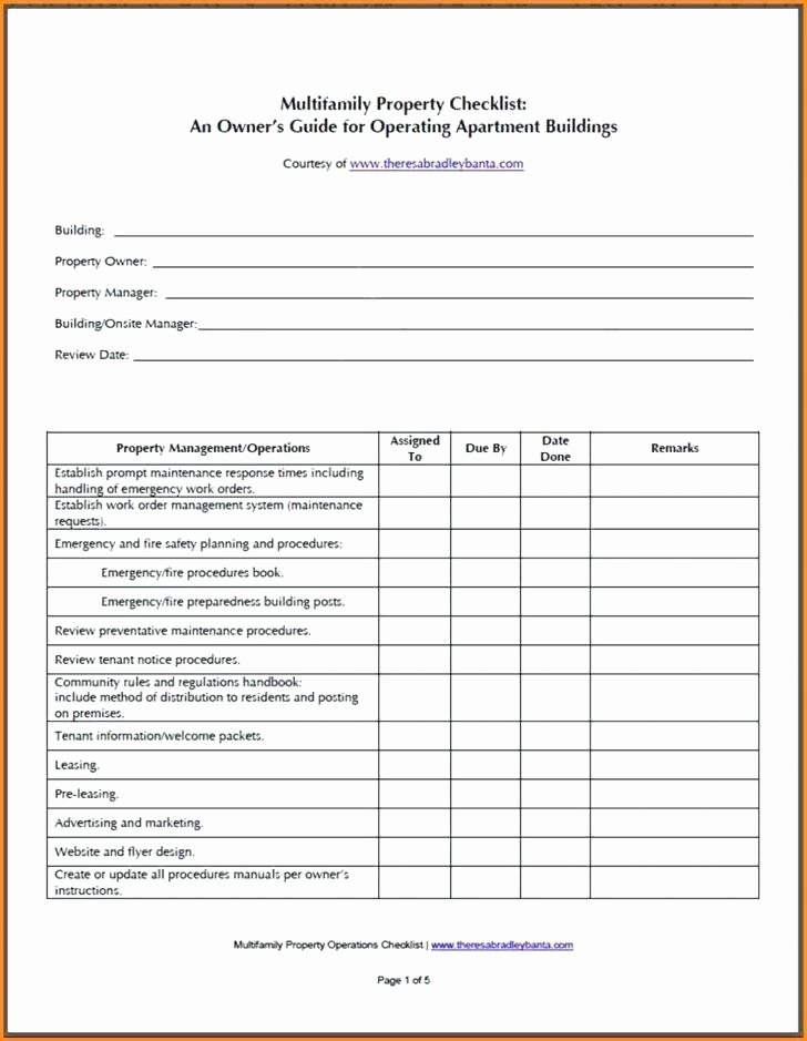 Facility Maintenance Plan Template New Facility Maintenance Plan Template