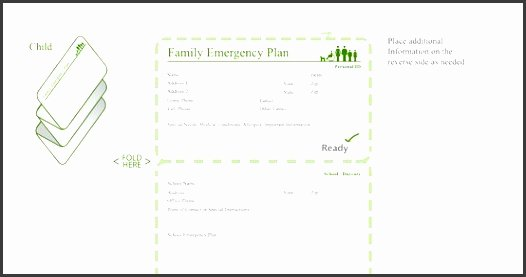 Family Disaster Plan Template Unique 7 Family Emergency Plan Editable Sampletemplatess