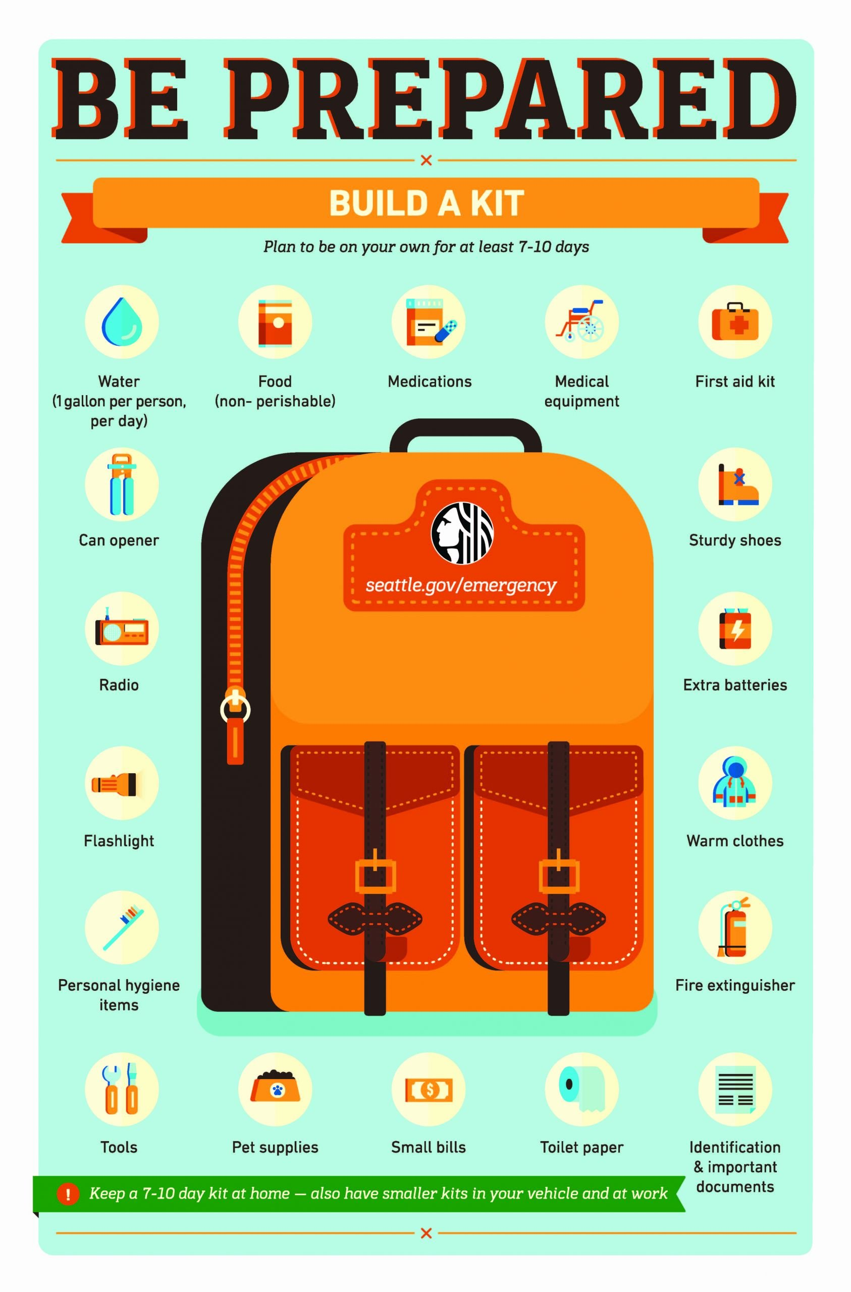 Family Emergency Preparedness Plan Template Lovely Prepare Yourself Emergency Management