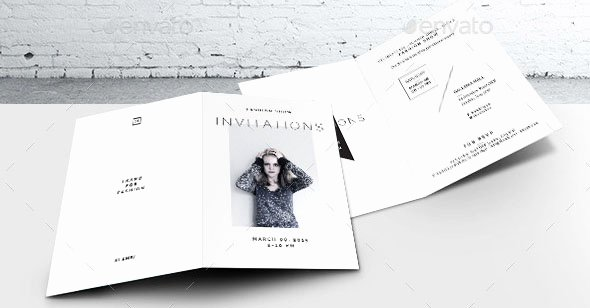 Fashion Show Invitation Template Fresh 20 Beautiful Indesign Postcard Templates – Desiznworld
