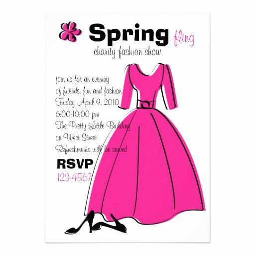 Fashion Show Invitation Template Inspirational Spring Fashion Quotes Quotesgram