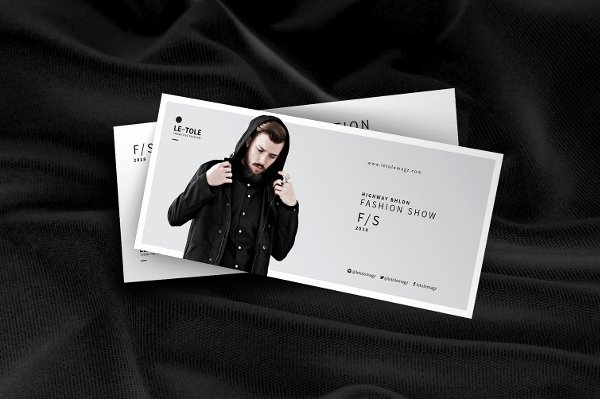 Fashion Show Invitation Template New 31 Invitation Card Templates Free & Premium Download