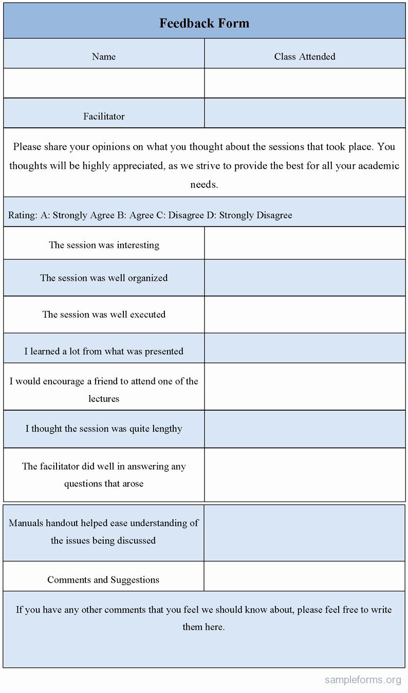 Feedback form Template Word New Feedback Templates Word Sign Surveys Has Anyone Used