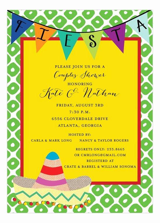 Fiesta Party Invitation Template Elegant Fiesta Party Quotes Quotesgram