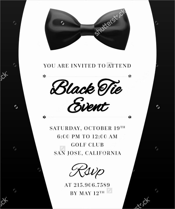 Formal event Invitation Template Best Of 9 formal E Mail Invitation Templates Psd Ai Word